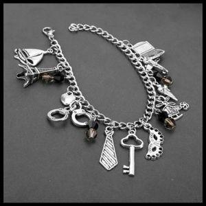 Jewelry - 50 Shades of Grey Bracelet